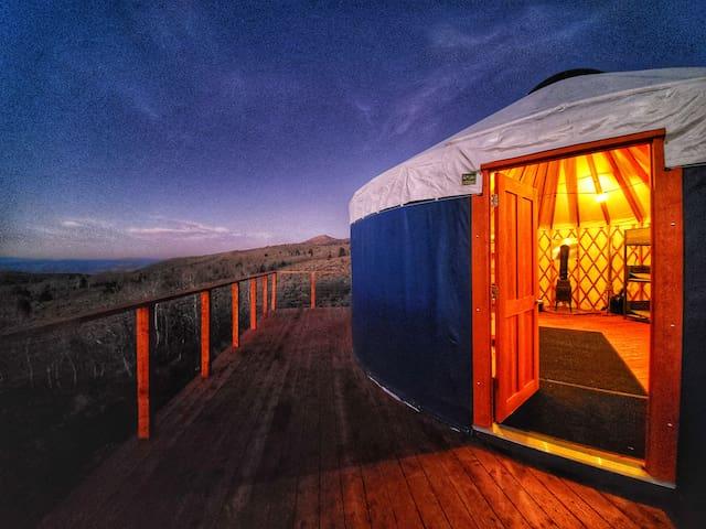 Monte Cristo Yurt