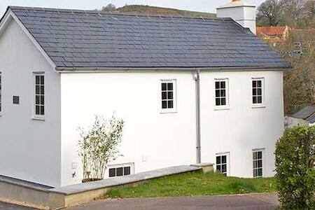 Stamps Cottage & The Beachhut - Lyme Regis - Huis
