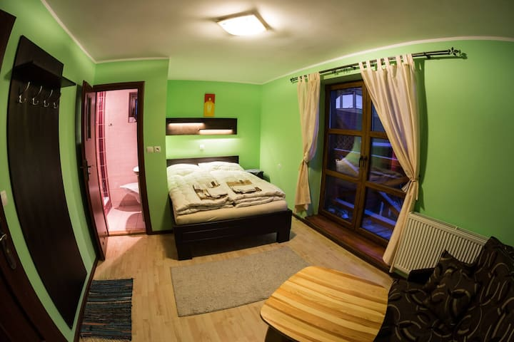 Double room in Penzion ZET - Vyšné Ružbachy