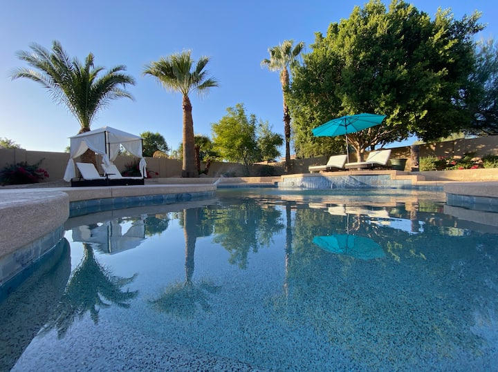 Arizona Resort Style Home✴2 Masters✴Heated Pool