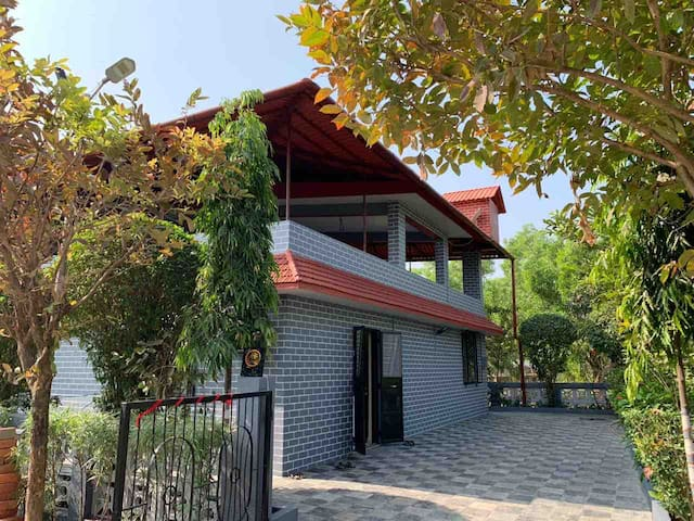 Igatpuri Home with a Breathtaking View