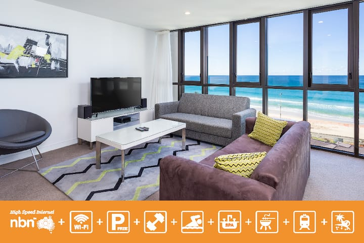 180 Splendid Ocean And Beach View Apartment RDI0Y