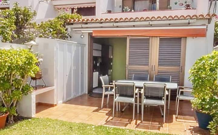 Villa parque santiago 1 , 2 bedrooms 1/2 sealane