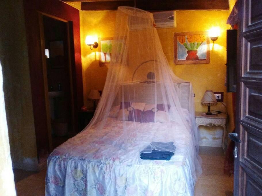 Habitacion de matrimonio