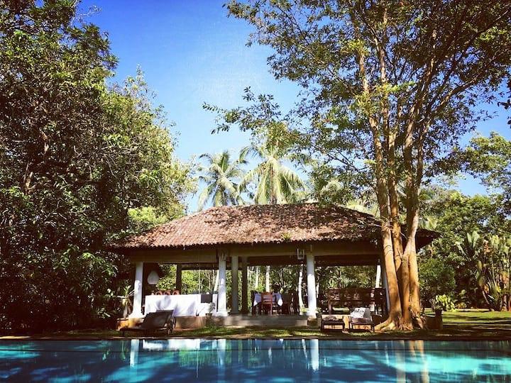 Nisala Arana Heritage Homestead, A Private Villa