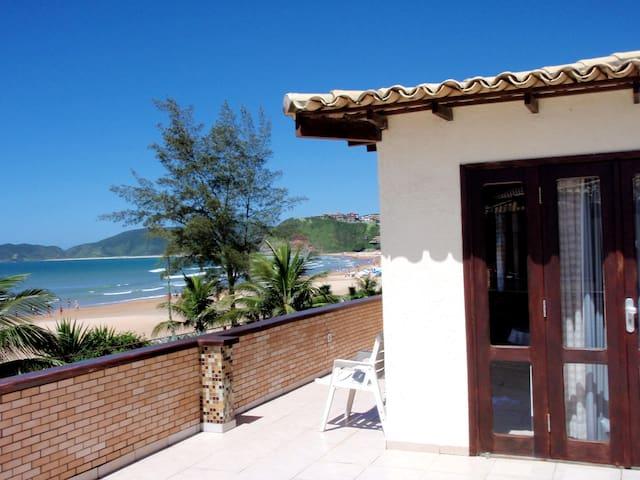 Geribá Beach House - Beach Front - Armação dos Búzios - Appartement
