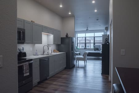 Hellenthal Lofts 201 - Downtown Apartment
