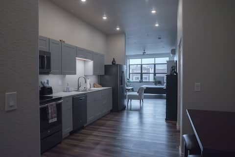 Hellenthal Lofts 201 - Downtown Apartment