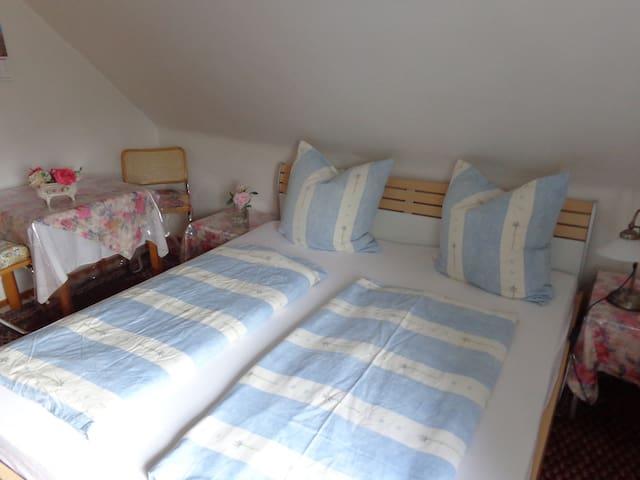 Doppelzimmer Spessart - Esselbach - Bed & Breakfast