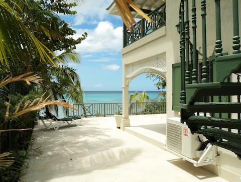 Beachfront Property on the West Coast - Apt. 1