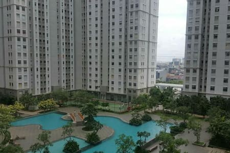 Greenbay Apt - Mall + Sea View  + Tropic Garden - Penjaringan - Apartmen