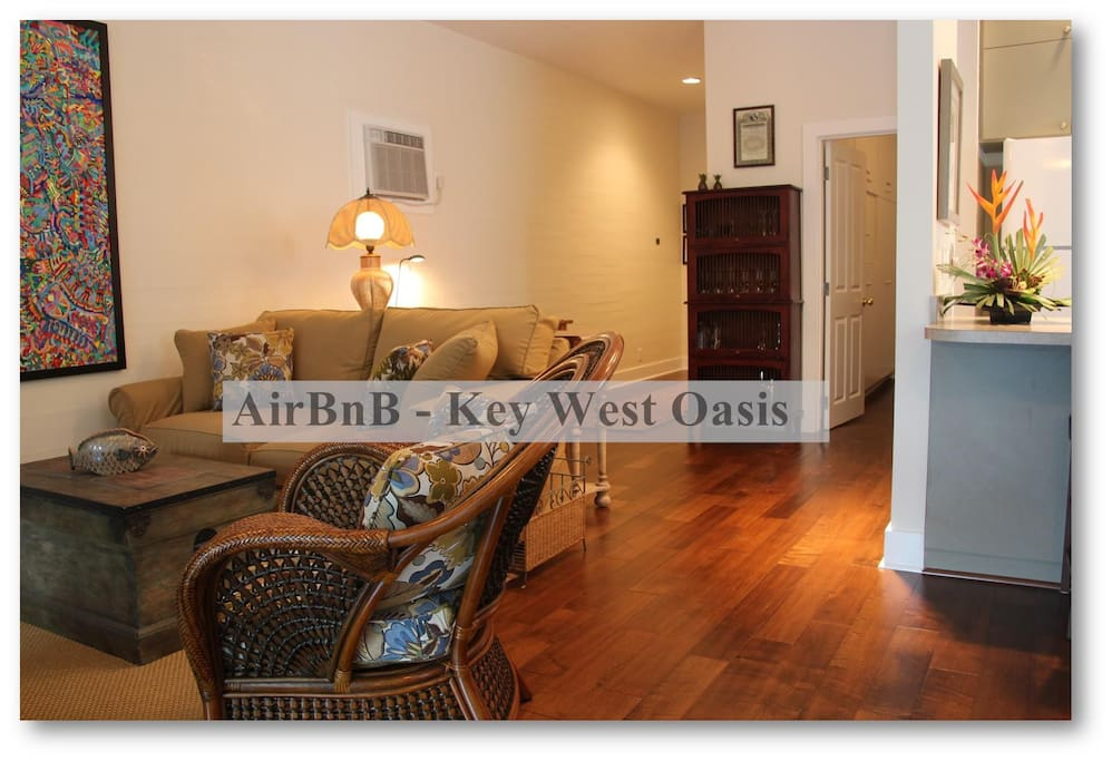 The Open-Floor Plan Feels Warm and Inviting - Perfect for Socializing with Friends and Family