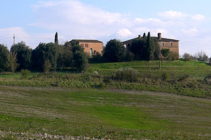 Podere Bottai sulle Crete di Siena - Asciano - 獨棟