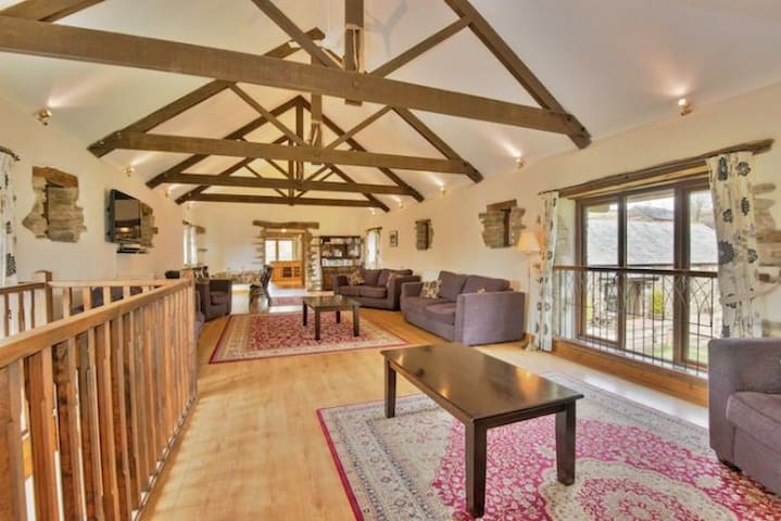 Winnow Barn - Liskeard - Casa