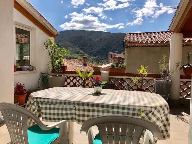 Belle chambre au pied des montagnes - Bouleternère - Bed & Breakfast