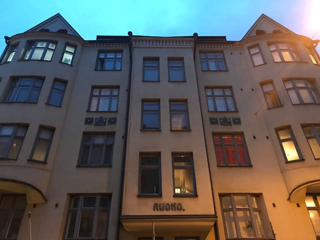 Superb central located apartment Helsinki