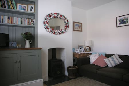Cosy Victorian Terraced house in central Hereford - Hereford - Hus