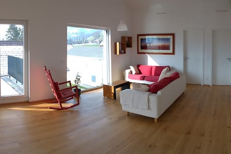 Beautiful new apartment near Lucerne
