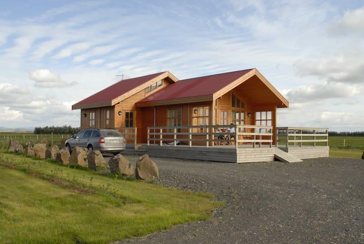 Holiday Home - Vorsabær 2. Iceland. - Skeiða- og Gnúpverjahreppur - Bungalov