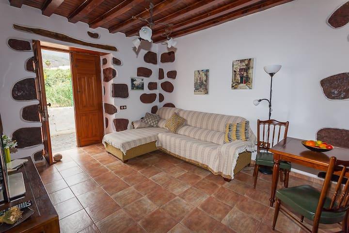 Apartamento rural en Santa Lucía - Santa Lucía de Tirajana - Kondominium