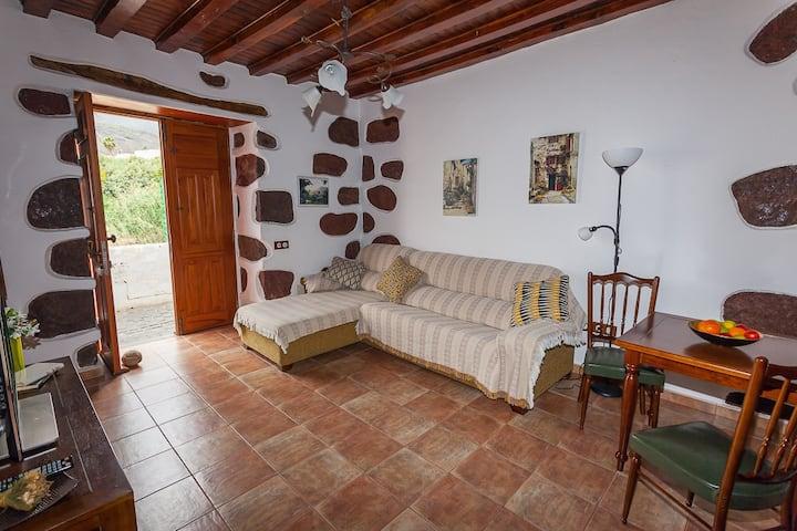 Apartamento rural en Santa Lucía
