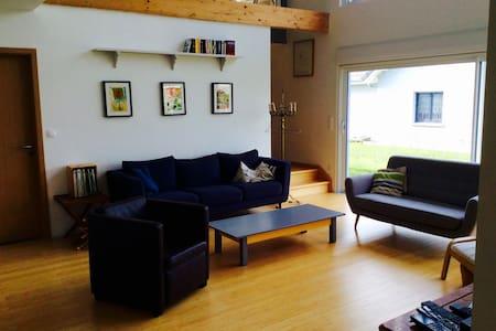 Chambre dans Maison d'architecte - Sarreguemines