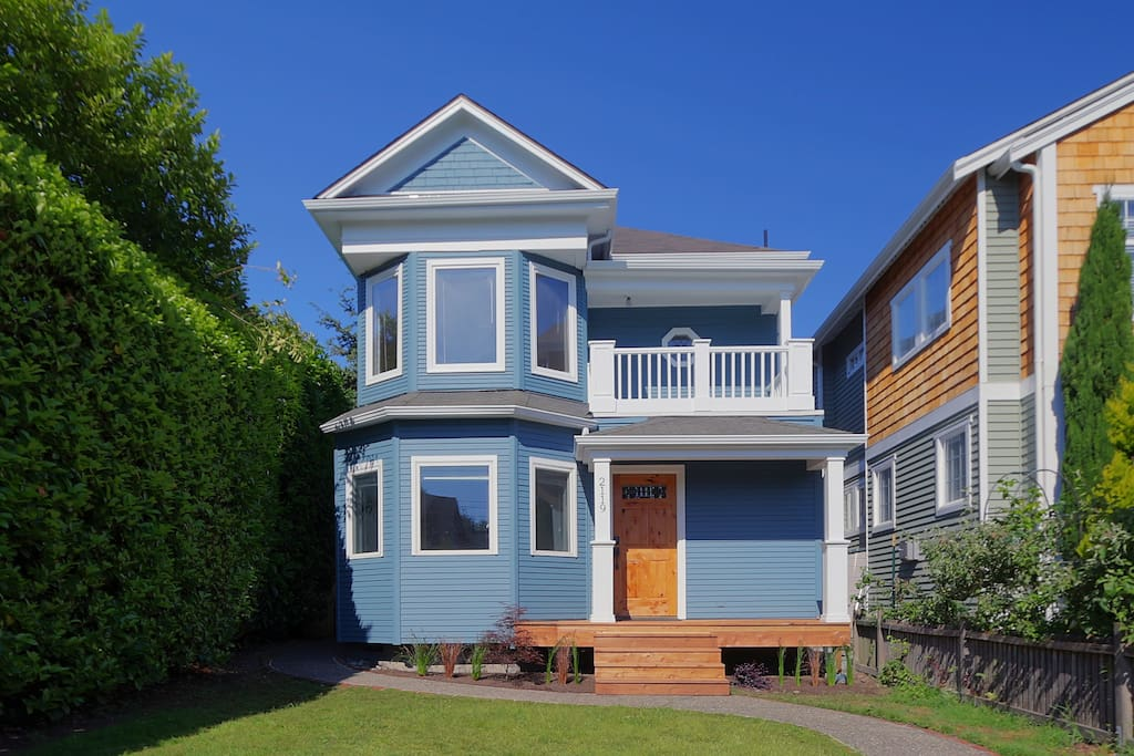Victorian Home In Upper Queen Anne Unit A Apartments For Rent In Seattle Washington United