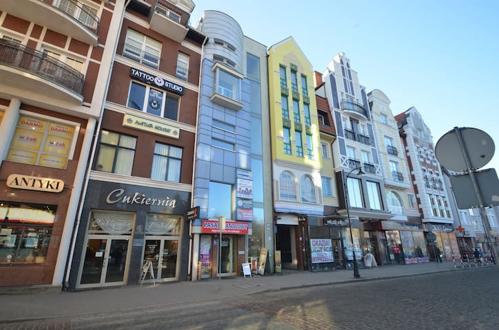 Apartament Kołobrzeg Centrum Starówka