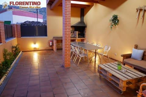 Casa Rural para familias en Ávila-TÍO PANCHO