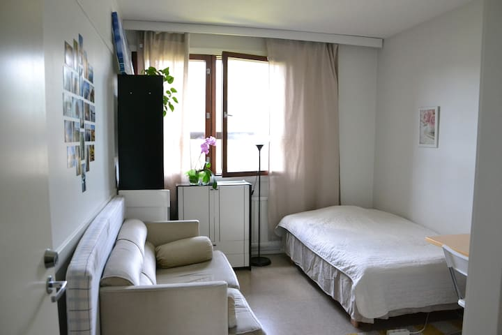 Comfortable room in a quiet neighborhood - Jyväskylä - Byt