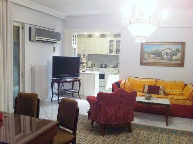 Athens Faliro Apartment