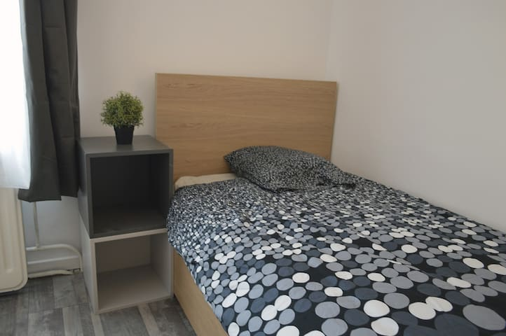 Single room cosy and design at small cost