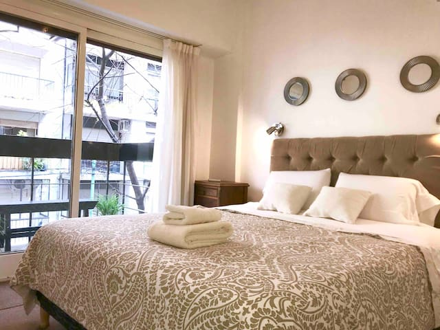 Nice and cozy apartment in the ❤️ of Recoleta