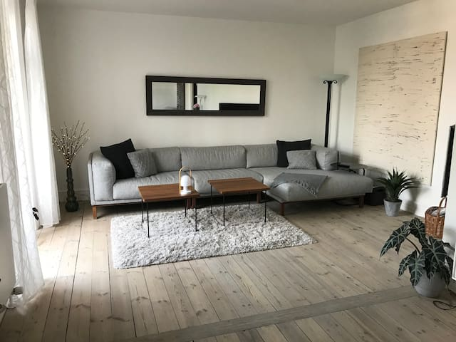 Apartment in Frederiksberg(CPH) with balcony