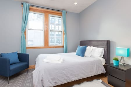 Large Private Room in Heart of North End 2 - Boston - Appartement