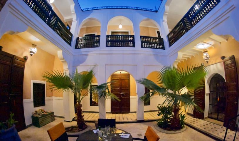 Riad Rockech 2rooms 2Bathrooms 4persons #24