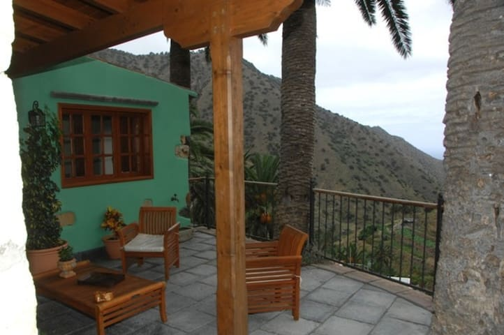 Country house in La Gomera 100353 - Vallehermoso - Daire