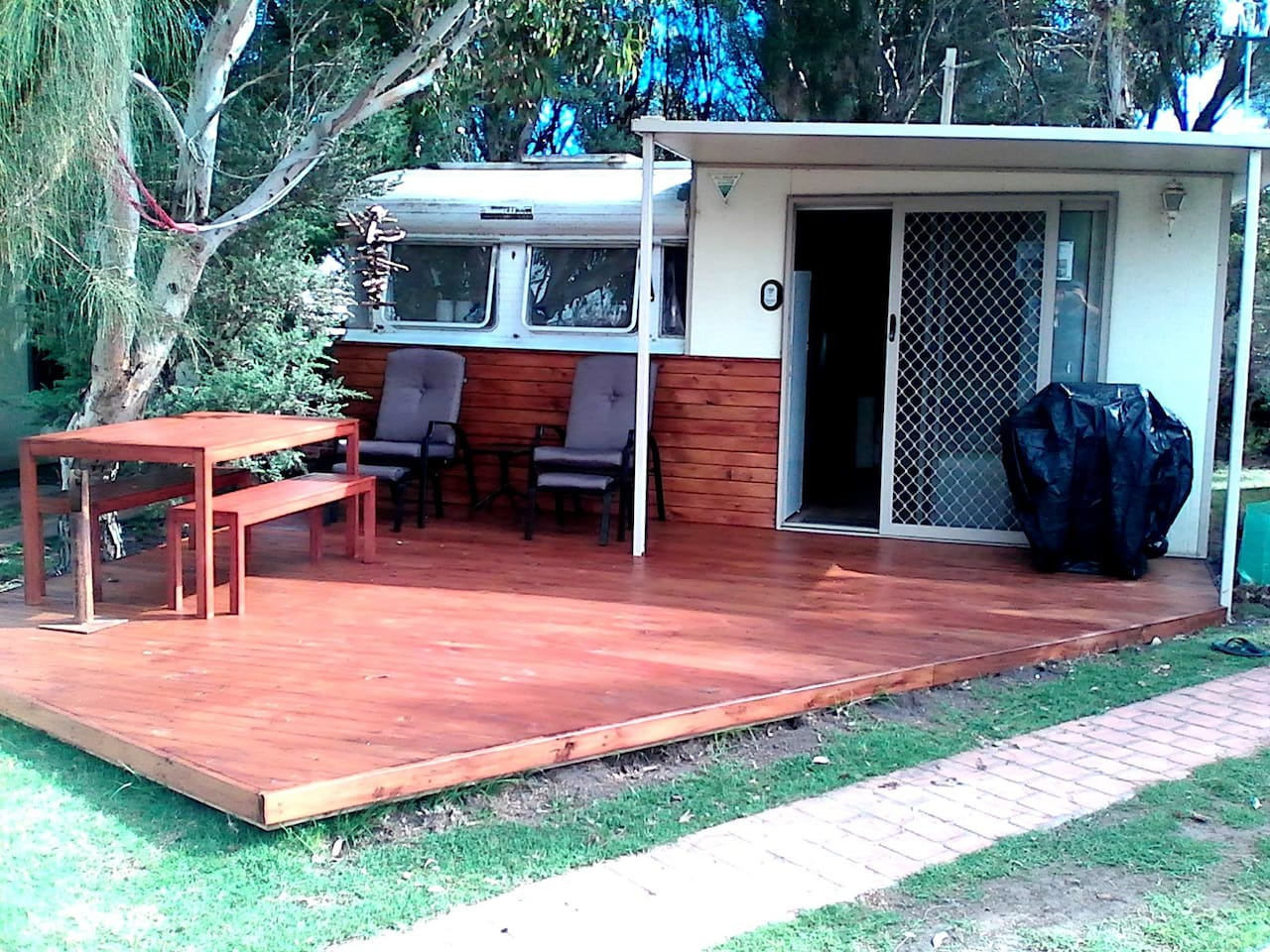 surya marengo holiday park cabins for rent in apollo bay