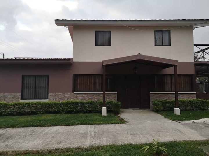 Villa Vacacional Santo Thomas