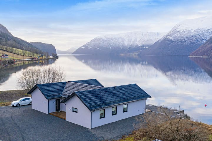 Norwegian Lake House