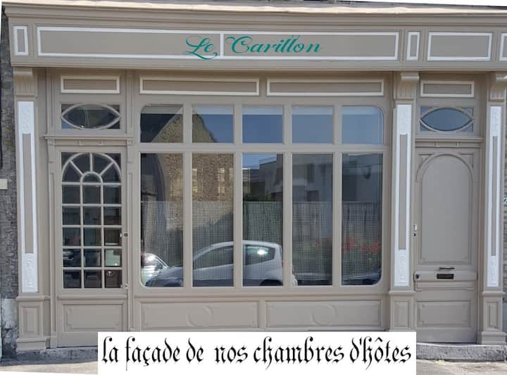 "Bergues chambres d hôtes ""Le carillon"""