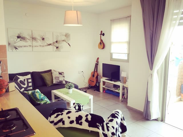 Amazing Apartment With a Balcony in Jaffa - Tel Aviv-Yafo - Lejlighed