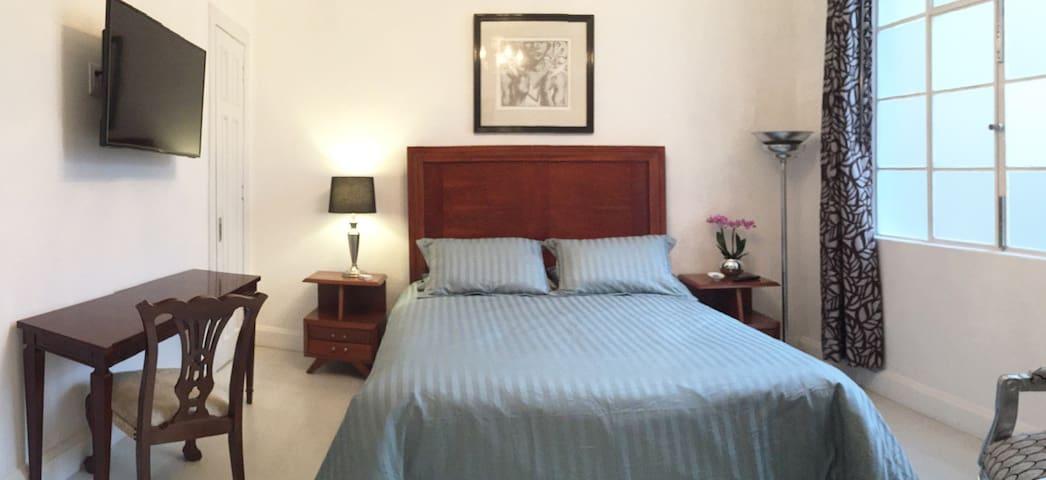 Estudio Agapi Room IV (Colonia Condesa)