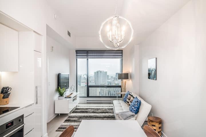 New Dtown Prestigious condo - Monthly Rental