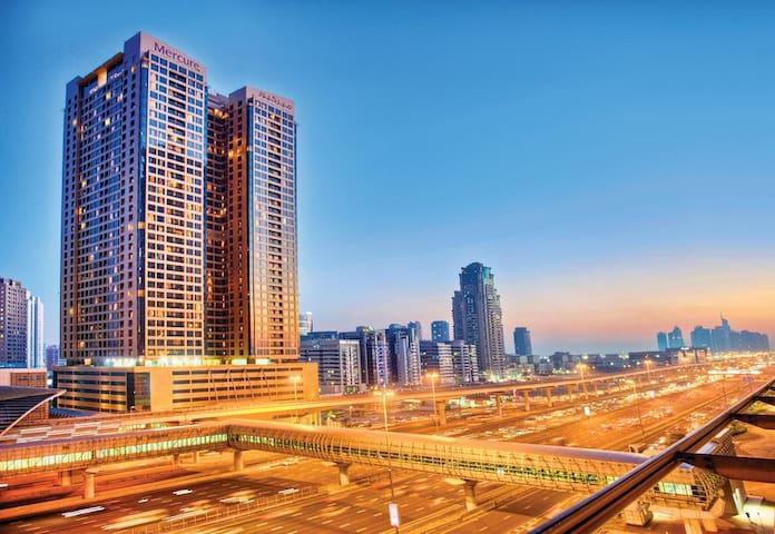 Two Bedroom Apartments Luxury close to DIC Metro