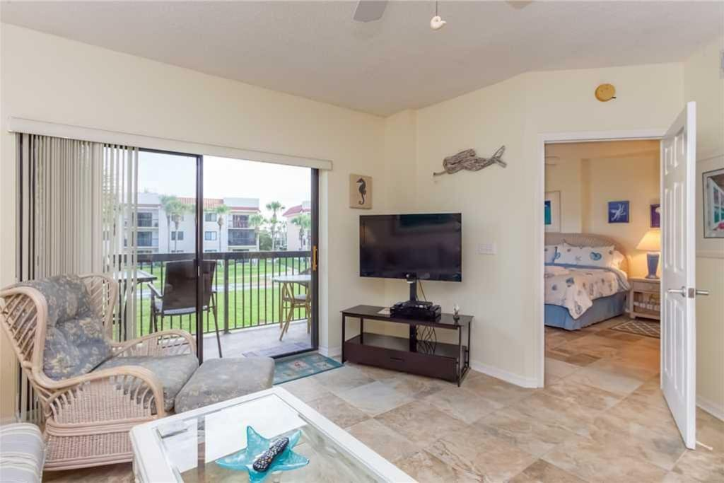 Prepare for a fun movie or game night in the living room! - The condo has a flat screen TV and stereo system for playing your fav