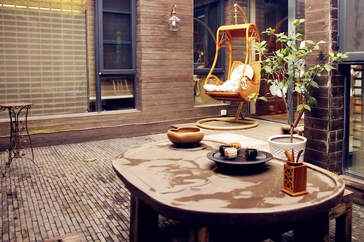 house with garden, large space,wifi - 长沙市 - Villa