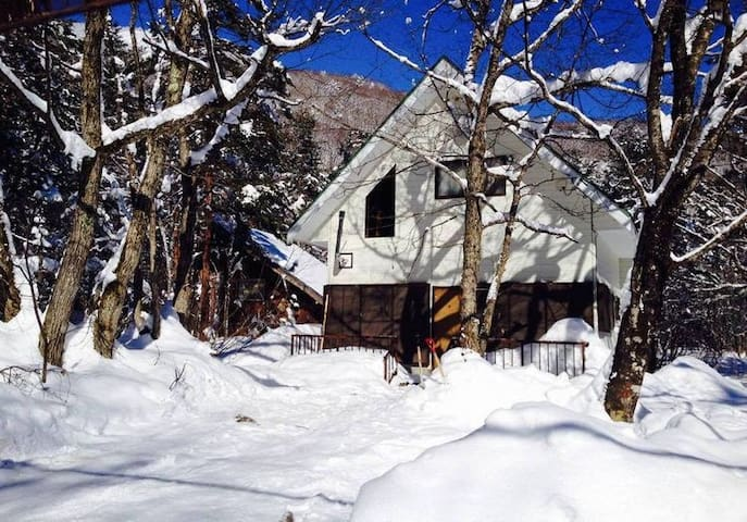 Thunderbird Cottage - Hakuba-mura - House