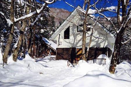 Thunderbird Cottage - Hakuba-mura - Rumah