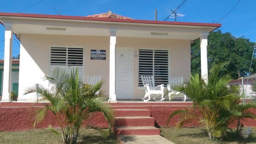Casa Tania y el Negro en Viñales.
